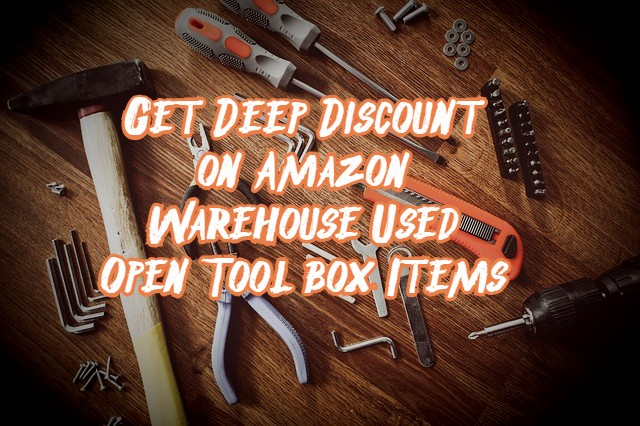 Used Open Tool box Items Buyers Guide