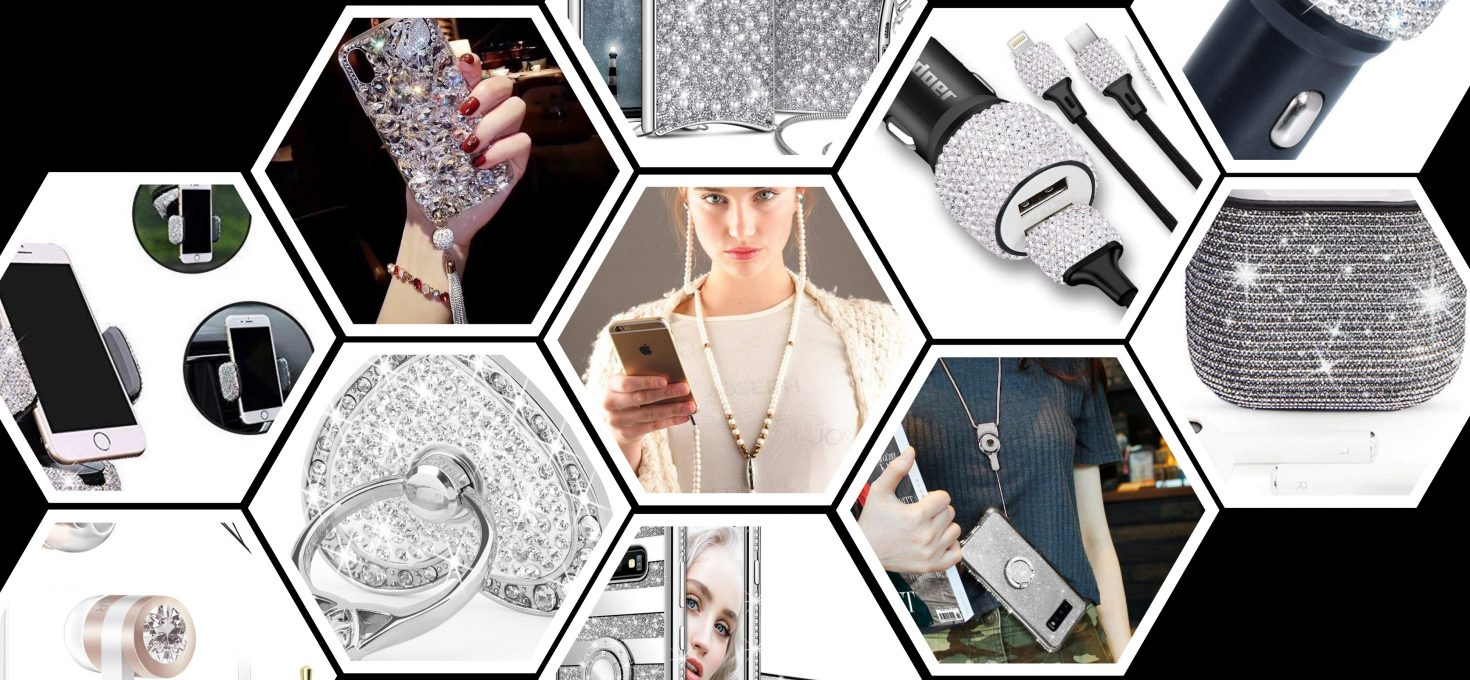 12 Mobile Accessories a Bling Lover will Obsessed with