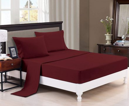 Top 5 Best Microfiber Bed Sheets 2020