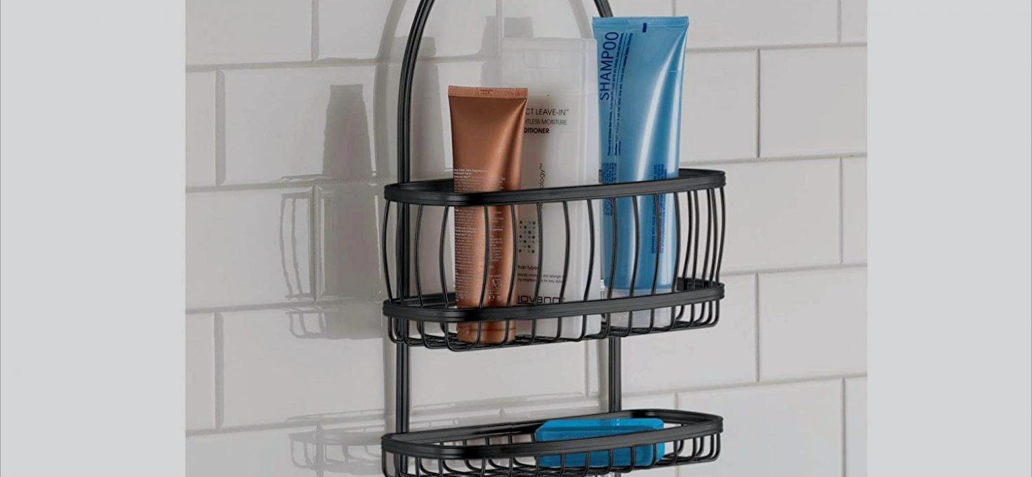 Best Bathroom Shower Caddies or Organizers 2020