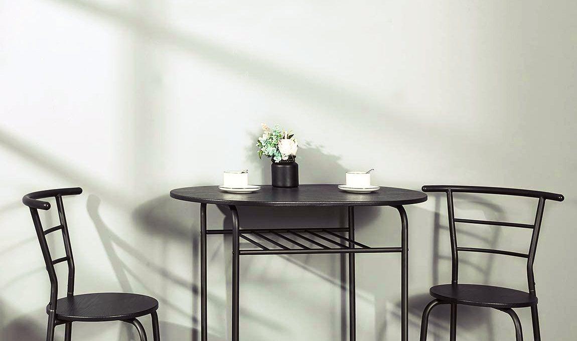Best 3 Piece Table Set Under $100 Reviews 2020