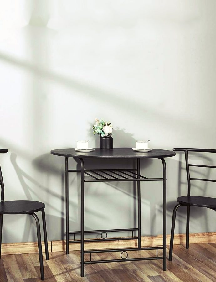 Best 3 Piece Table Set Under $100 Reviews 2020