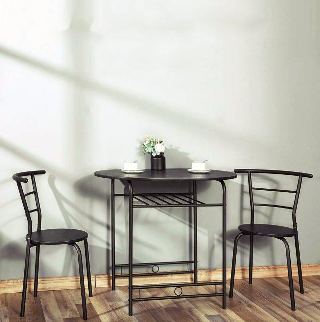 Best 3 Piece Table Set Under $100