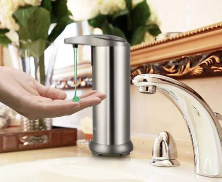 Best Automatic Soap Dispenser Review and Buyer's Guide 2020