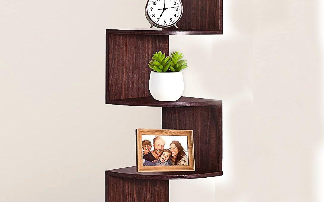 Top 5 Best Wall Mounted Corner Shelf Reviews 2020