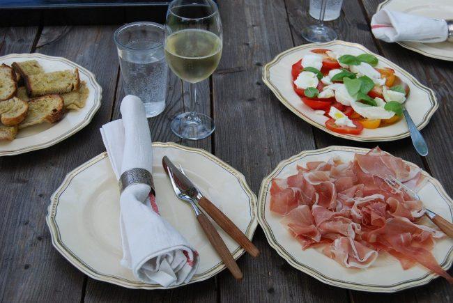 outdoor dinnerware sets reviews