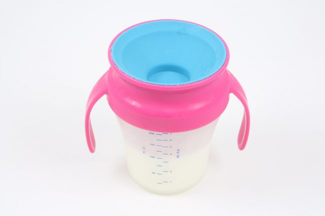 Best Sippy Cup for Breastfeeding Baby