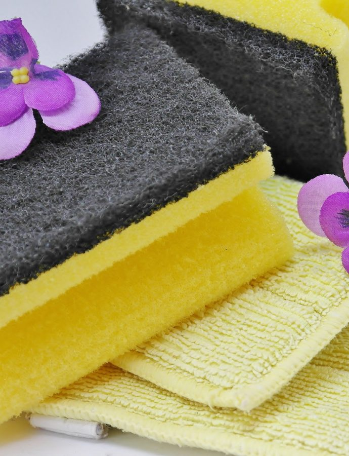 10 Best Kitchen Sponges that don't Smell 2021