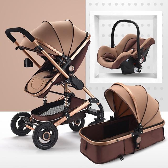 3 in baby stroller