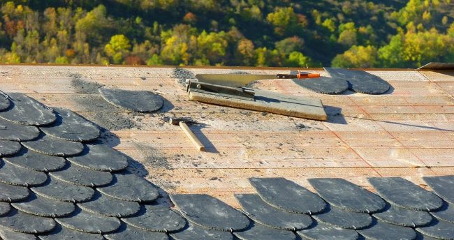 Signs of Roof Damage from Hail