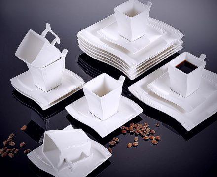 Best White Porcelain Dinnerware Review 2021