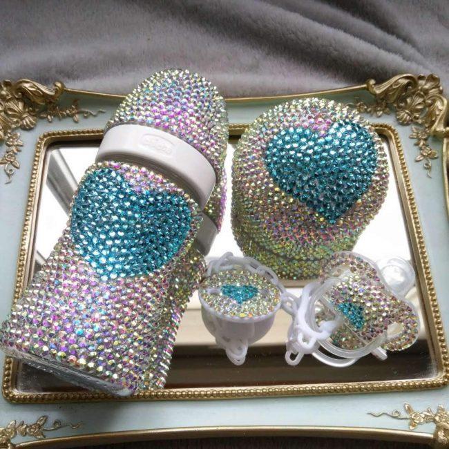 luxury baby gift set for newborn