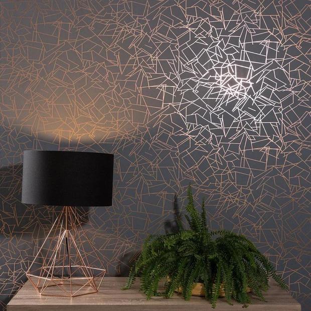 Foil / Metallic Wallpaper