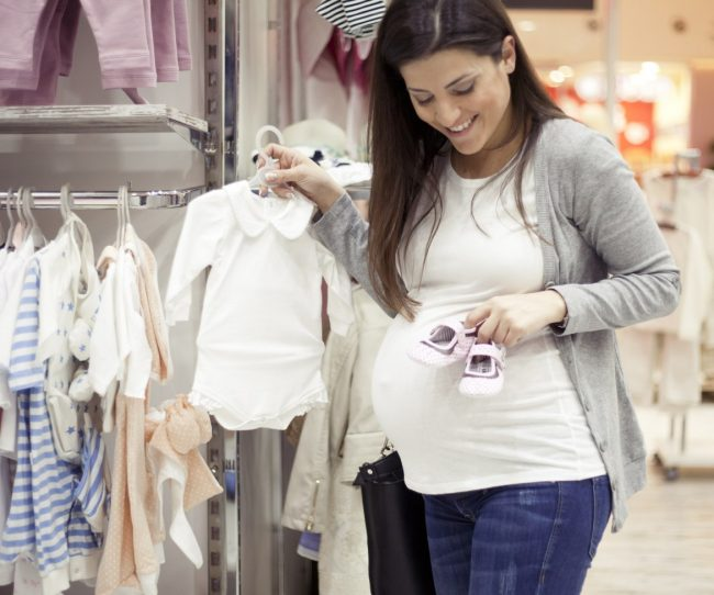 Baby Clothing Sizes