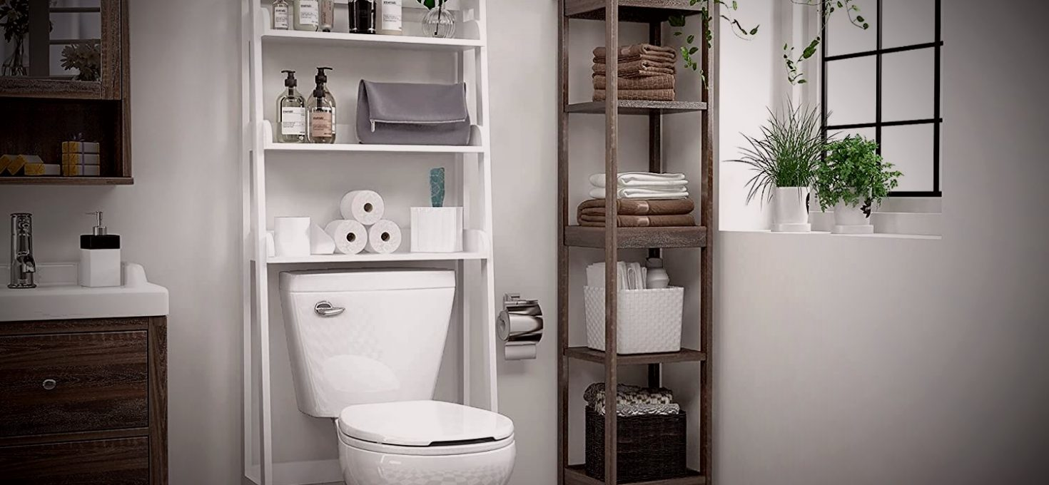 Best Bathroom Organizer over the Toilet Reviews