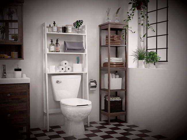 Best Bathroom Organizer over the Toilet