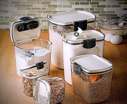 Top 5 Best plastic food storage containers 2021