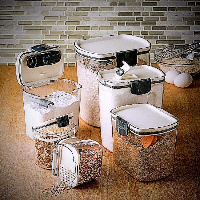 Best plastic food storage container