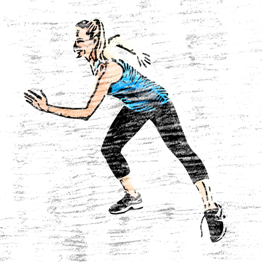 Best Low Impact HIIT for Women without any Equipment